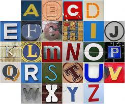 Alphabet langue française